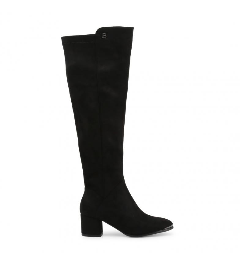 Comprar  Botas 5958-19 preto -Altura do calcanhar: 6cm