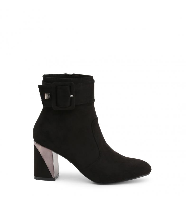 Comprar Laura Biagiotti Boots 5765-19 black -Heel height: 8cm