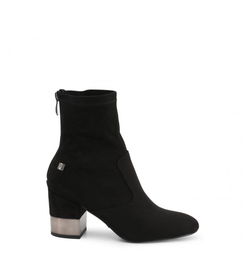 Comprar Laura Biagiotti Boots 5758-19 black -Heel height: 8cm