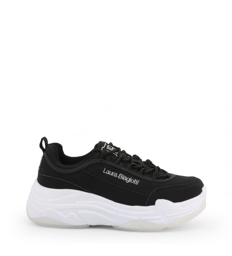 Comprar Laura Biagiotti Sneakers 5714-19 black -High platform: 6cm
