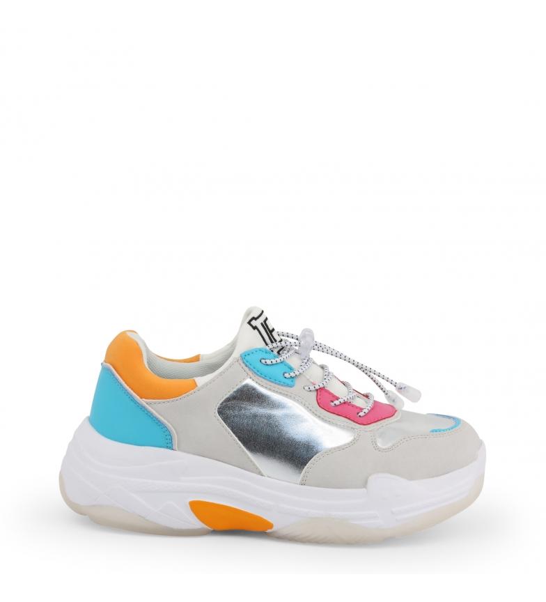 Comprar Laura Biagiotti Sneakers 5713-19 grey -Altura plataforma: 6cm-