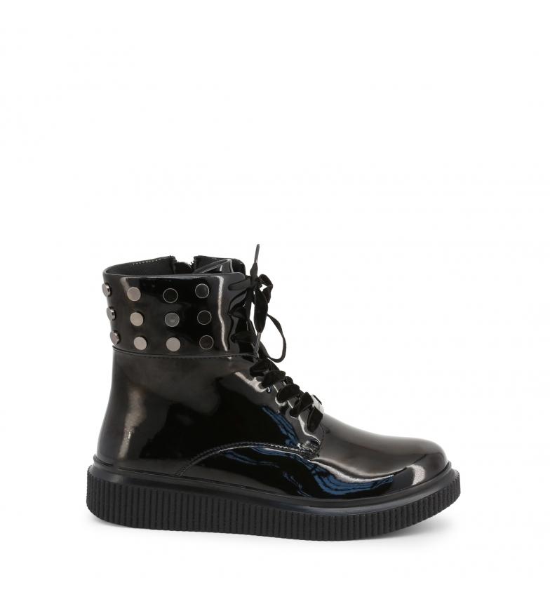 Comprar Laura Biagiotti Boots 5703-19_PATENT black