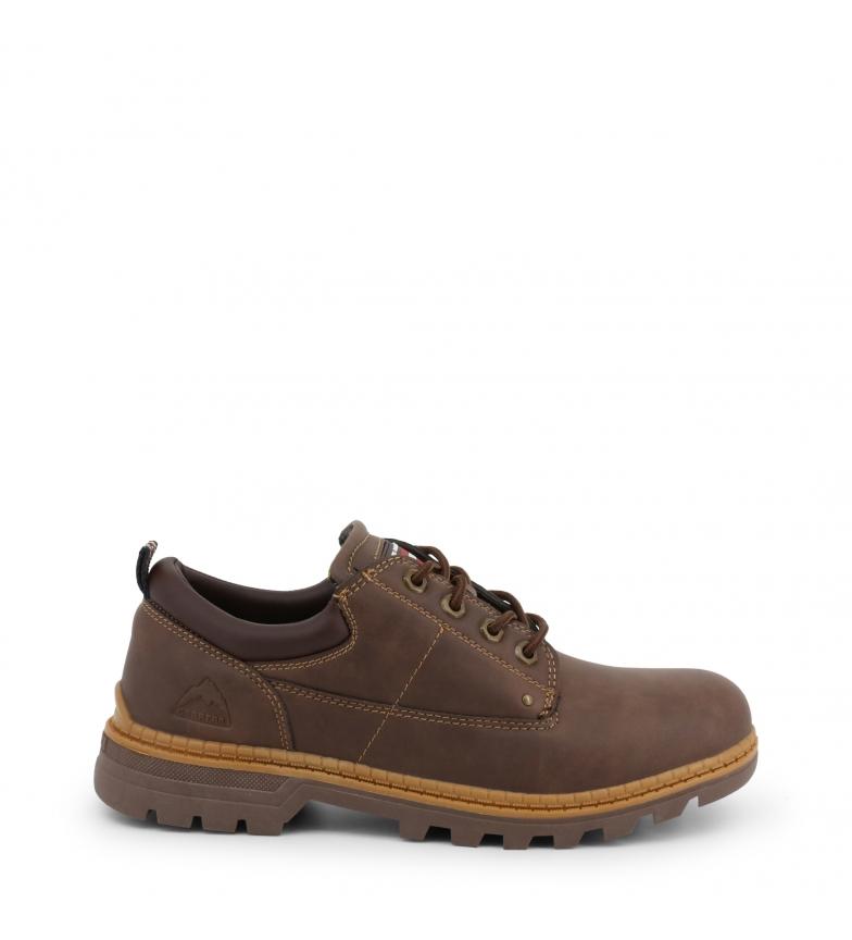 Comprar Carrera Jeans Zapatos con cordones CAM921030 brown
