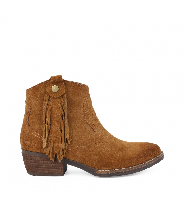 Comprar Chika10 Leather boot Rebeca 01 leather