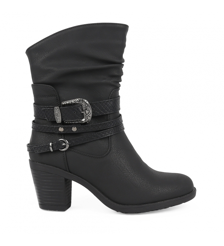 Comprar Chika10 Bota Kurazo 09 black -Heel height: 7cm