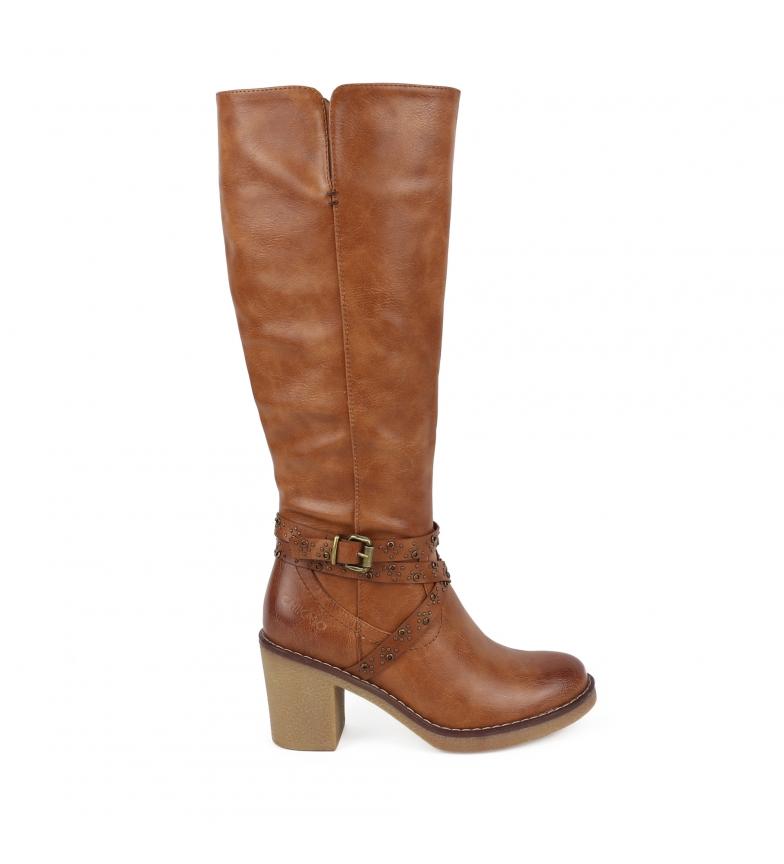 Comprar Chika10 Marlen Boot 07 cuir -Hauteur du talon : 8cm