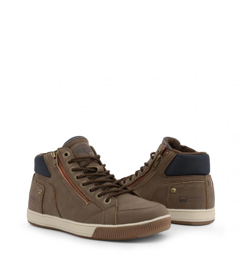 Carrera-Jeans-Botines-CAM925030-brown-Hombre-chico-Marron-Plano-Cordones miniatura 3