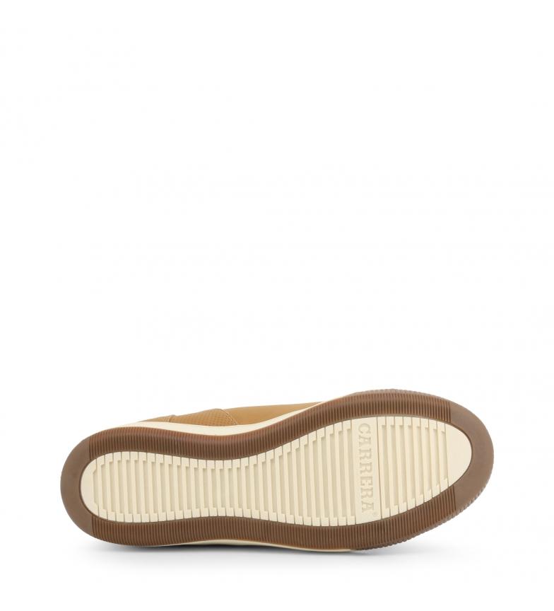Carrera-Jeans-Botines-CAM925030-brown-Hombre-chico-Marron-Plano-Cordones miniatura 9