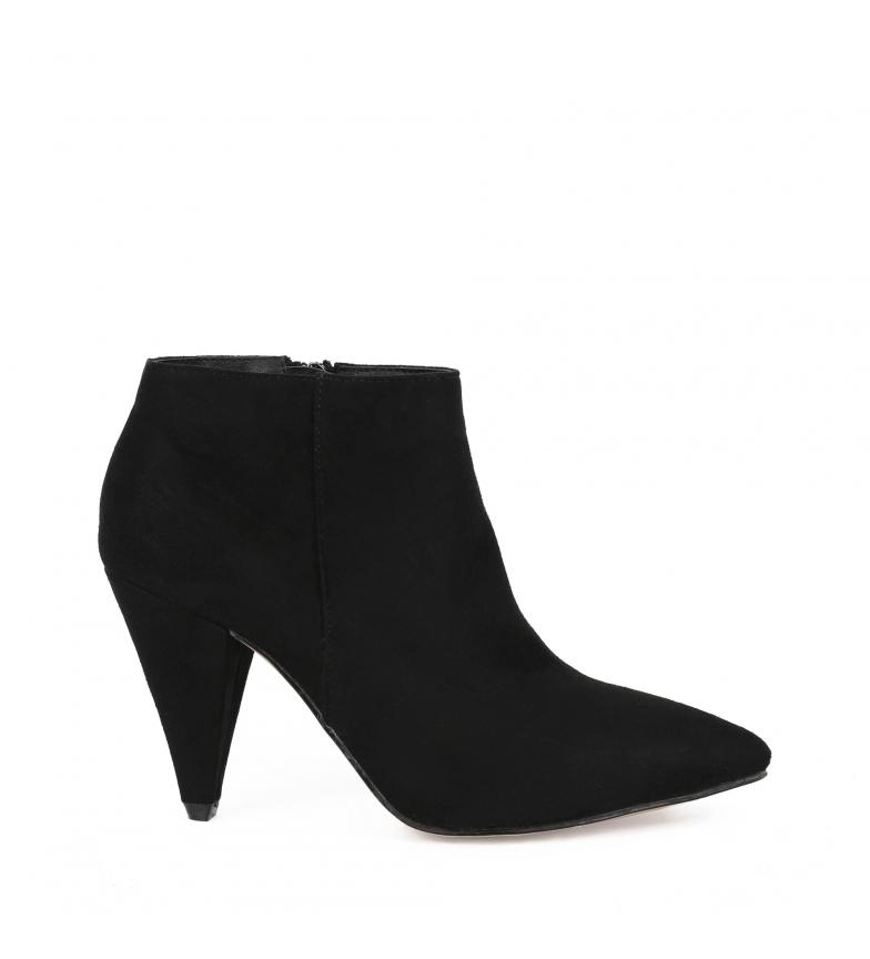 Comprar Chika10 Paula 01 black booty -heel height: 9 cm