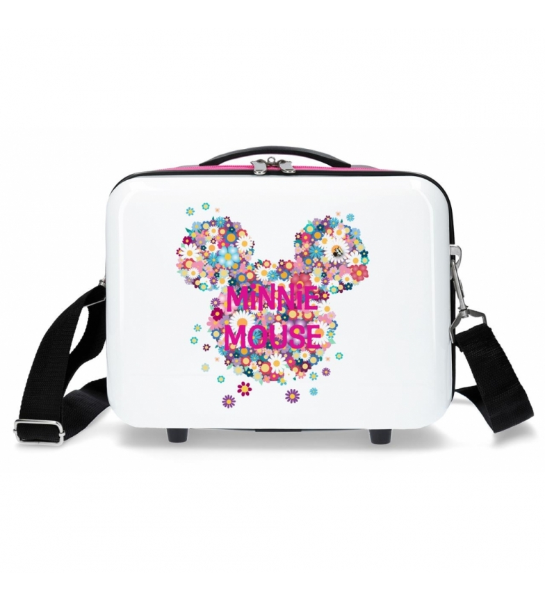 Comprar Minnie ABS Toilet Bag Minnie Sunny Day Flowers pink -29x21x15cm