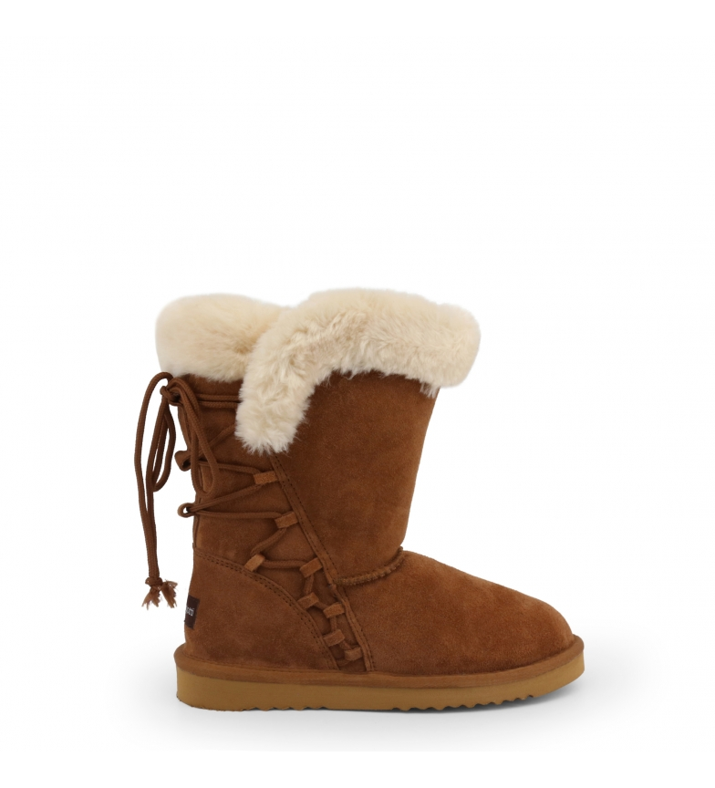 Comprar Laura Biagiotti Boots 5898-19 brown Platform height: -3cm