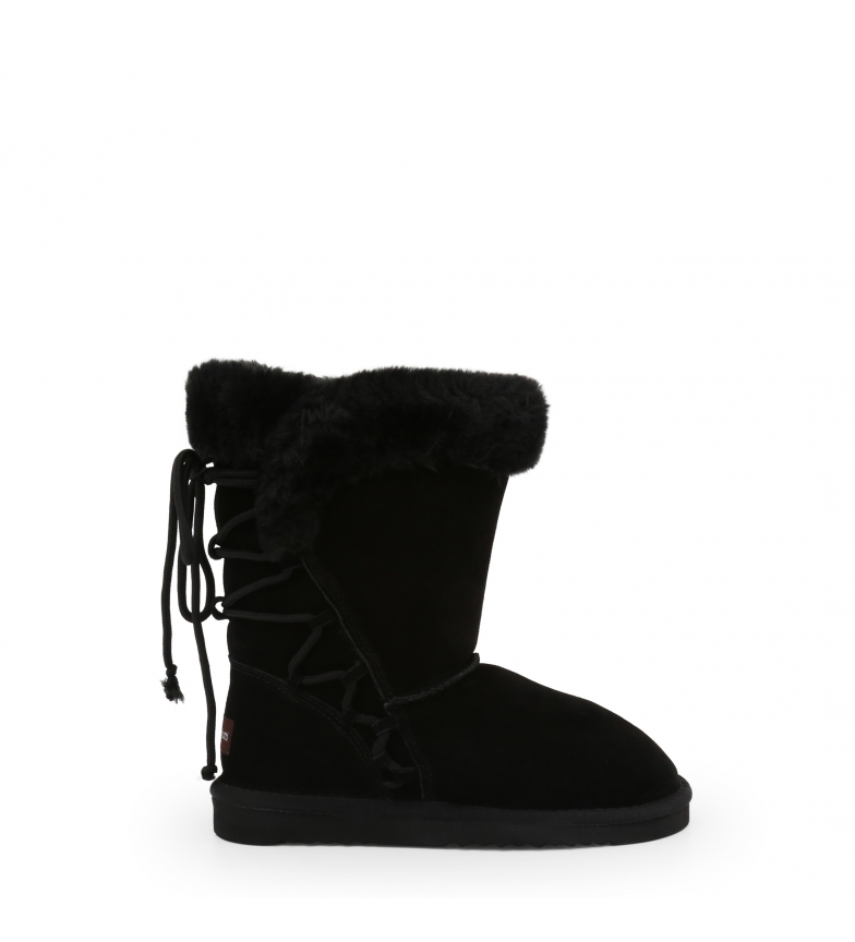 Comprar Laura Biagiotti Boots 5898-19 black Platform height: -3cm