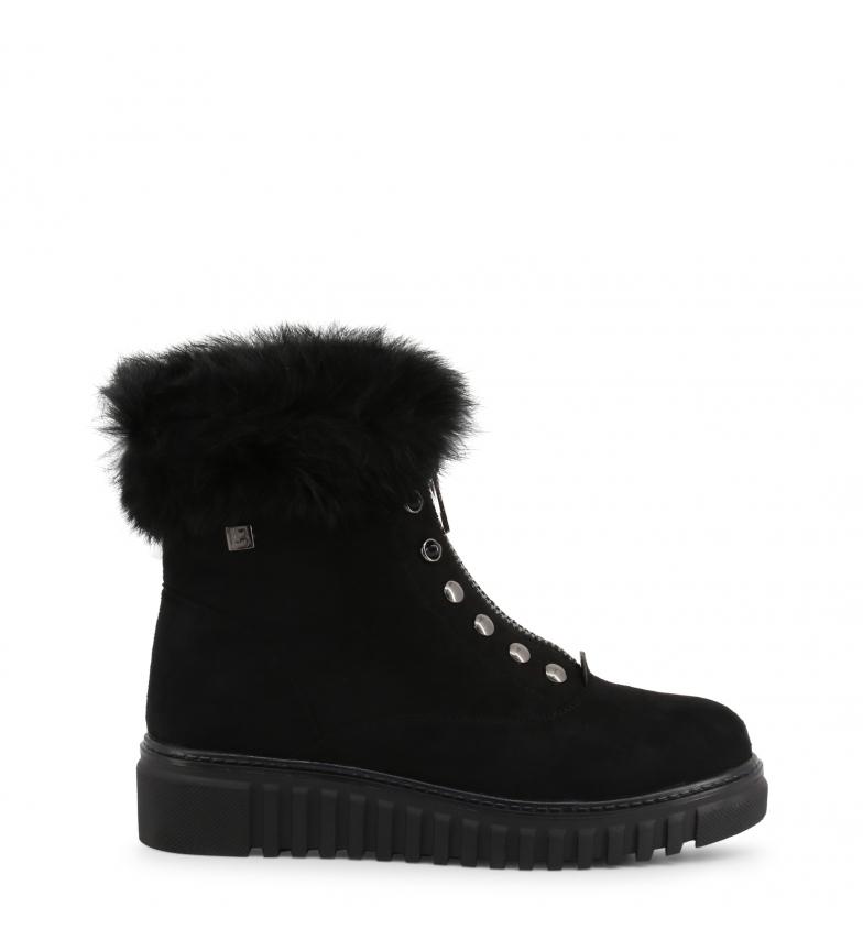 Comprar Laura Biagiotti 5873-19_MICRO-FUR botas pretas