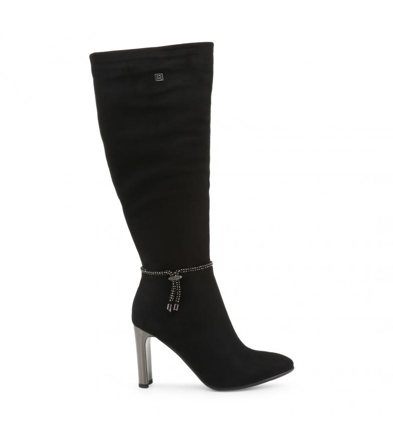 Comprar Laura Biagiotti Boots 5815-19 black Heel height: -9cm