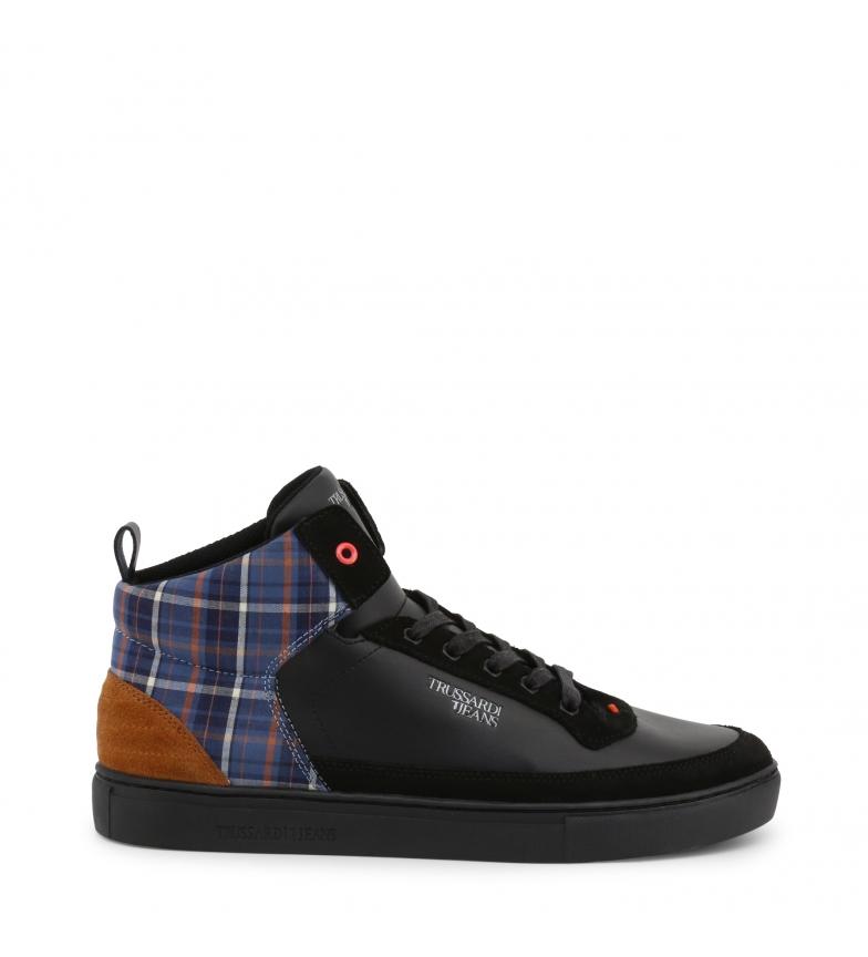 Comprar Trussardi <font color=#00FF00>? Sneakers 77A00097 ? <font color=#00FFFF>Black
