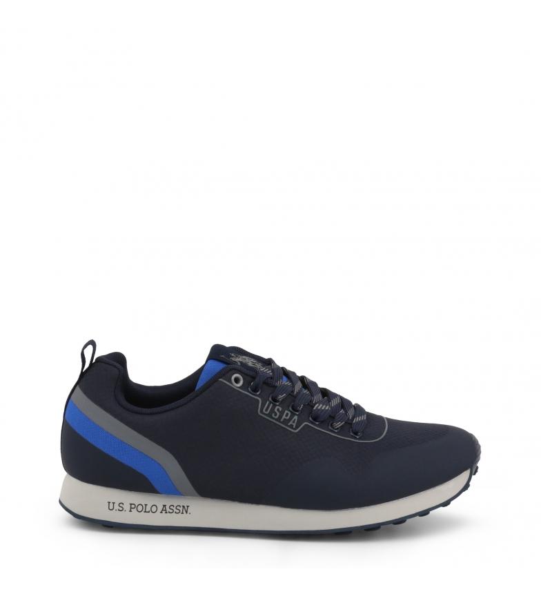 Comprar U.S. Polo Assn. Scarpe da tennis FLASH4119W9_T1 blu