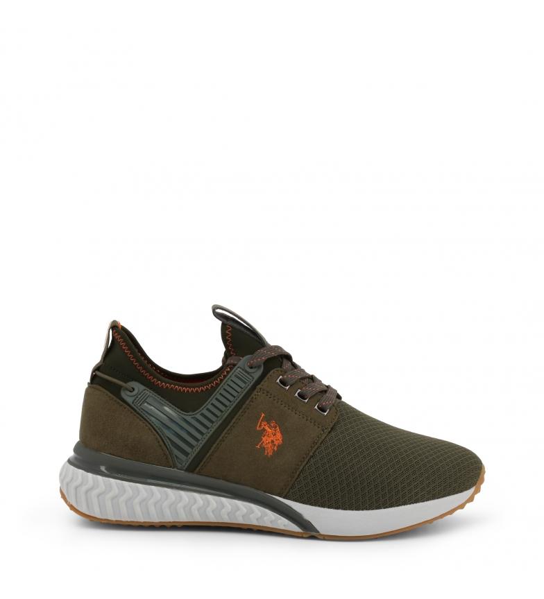 Comprar U.S. Polo Assn. Sneakers FELIX4048S8_MY2 green