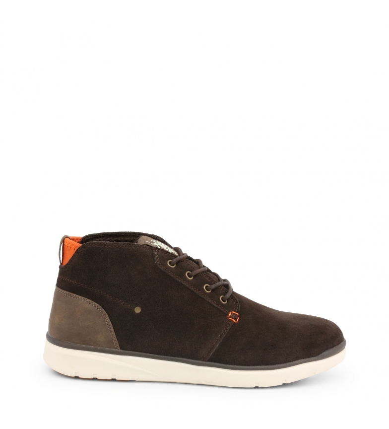 Comprar U.S. Polo Assn. Chaussures avec lacets YGOR4128W9_SY1 marron