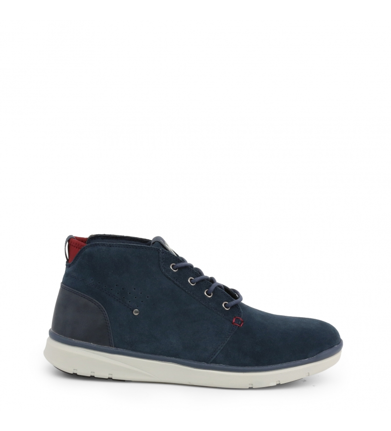 Comprar U.S. Polo Assn. Chaussures avec lacets YGOR4128W9_SY1 bleu