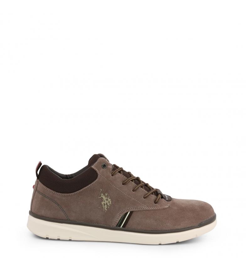 Comprar U.S. Polo Assn. Zapatos con cordones YGOR4125W9_S1 brown