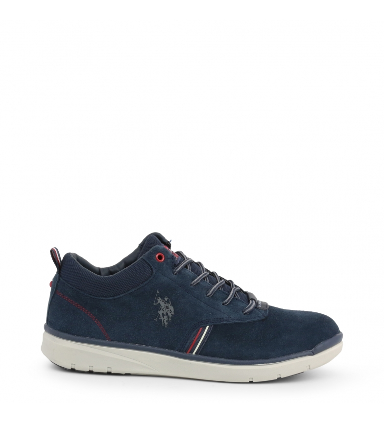 Comprar U.S. Polo Assn. Shoes with laces YGOR4125W9_S1 blue