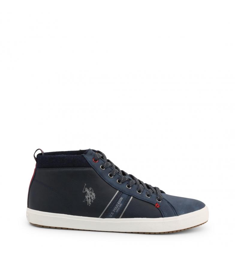 Comprar U.S. Polo Assn. Sneakers WOUCK7147W9_Y1 blue