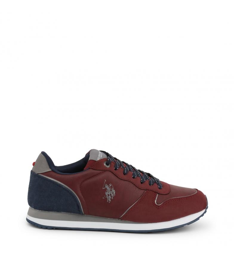 Comprar U.S. Polo Assn. WILYS4087S9_YH1 sneakers rosse