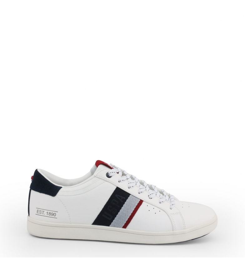Comprar U.S. Polo Assn. Sneakers JARED4052S9_Y1 bianche
