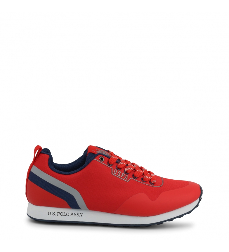 Comprar U.S. Polo Assn. Sneakers FLASH4119W9_T1 red