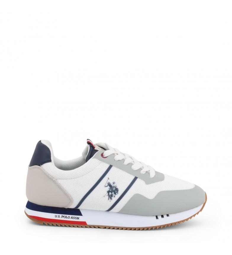 Comprar U.S. Polo Assn. Sneakers CORAD4247W9_TS1 white