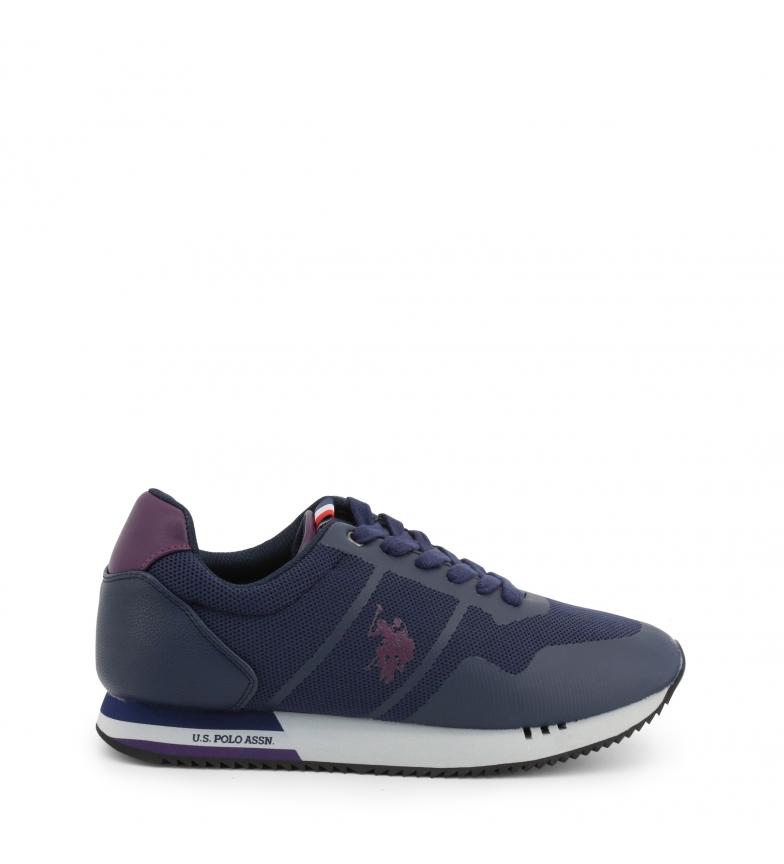 Comprar U.S. Polo Assn. Sneakers CORAD4247W9_TS1 blue