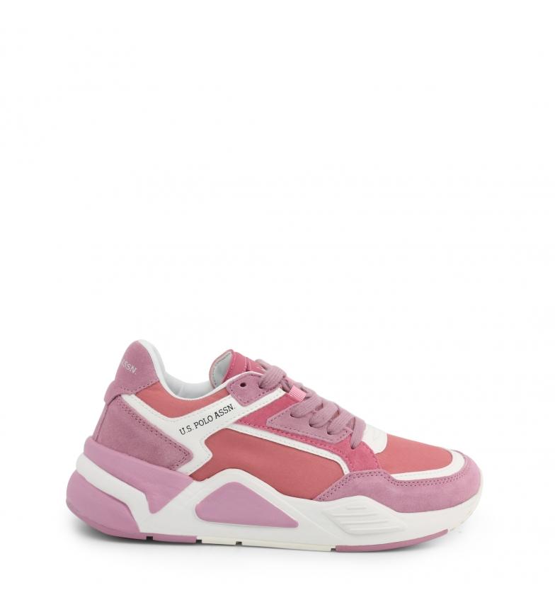 Comprar U.S. Polo Assn. Scarpe da tennis BELIZ4231W9_NS1 rosa
