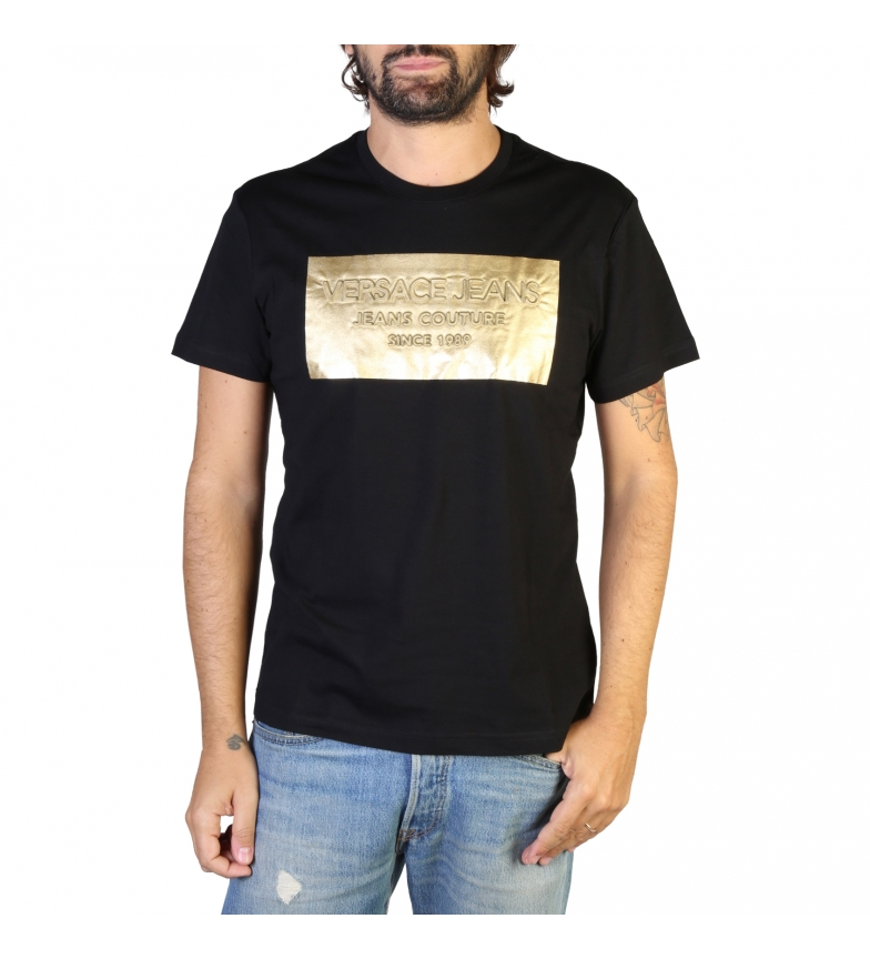 Comprar Versace Jeans Camisetas B3GTB74D_36590 black