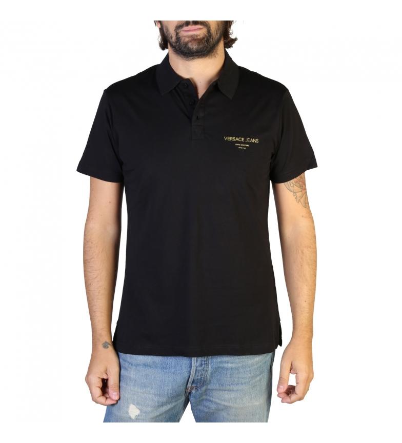Comprar Versace Jeans Polo B3GTB7P7_36610 black