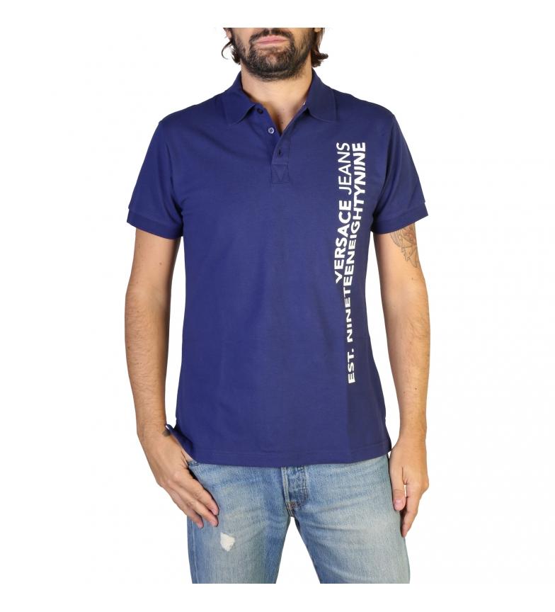 Comprar Versace Jeans Polo B3GTB7P6_36571 blue