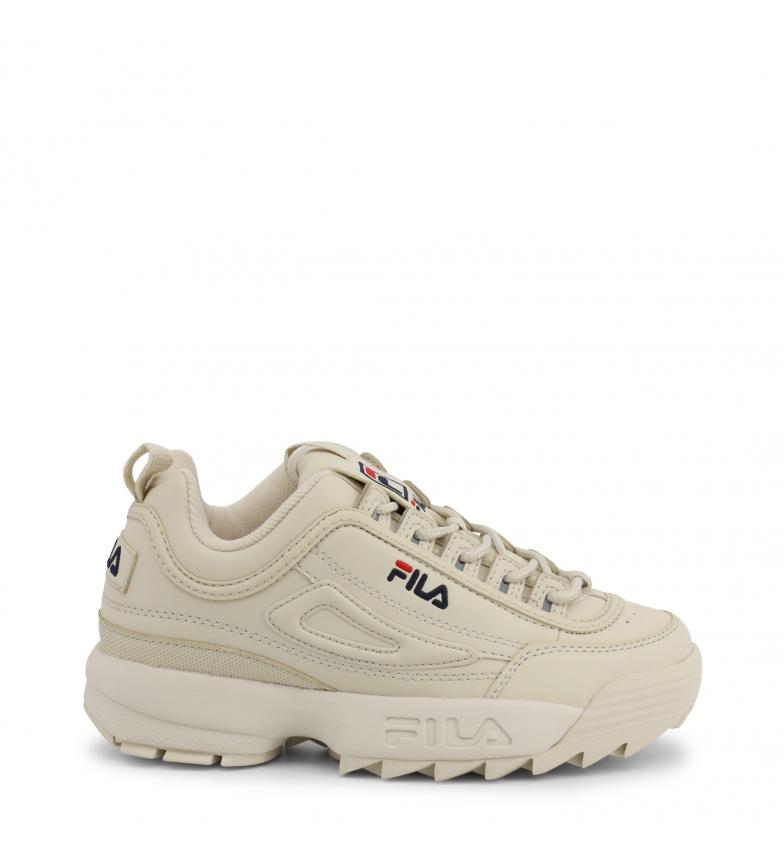Comprar Fila Sneakers DISRUPTOR-LOW_1010302 bianco Altezza piattaforma: -4,5 cm-