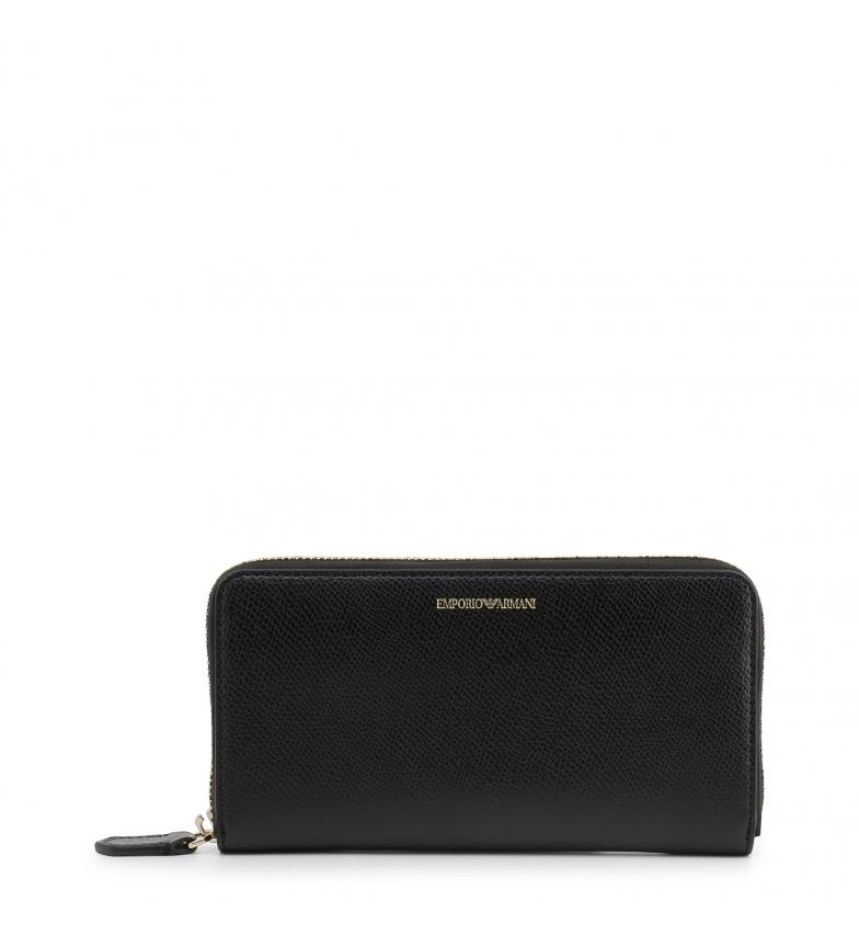 Comprar Emporio Armani Wallet Y3H114_YH15A black 20x10x2.5cm