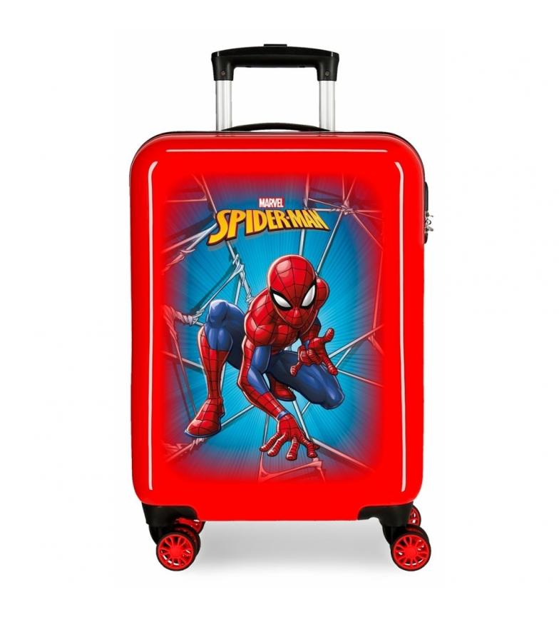 Comprar Spiderman Bauletto rigido Spiderman nero -38x55x20cm-