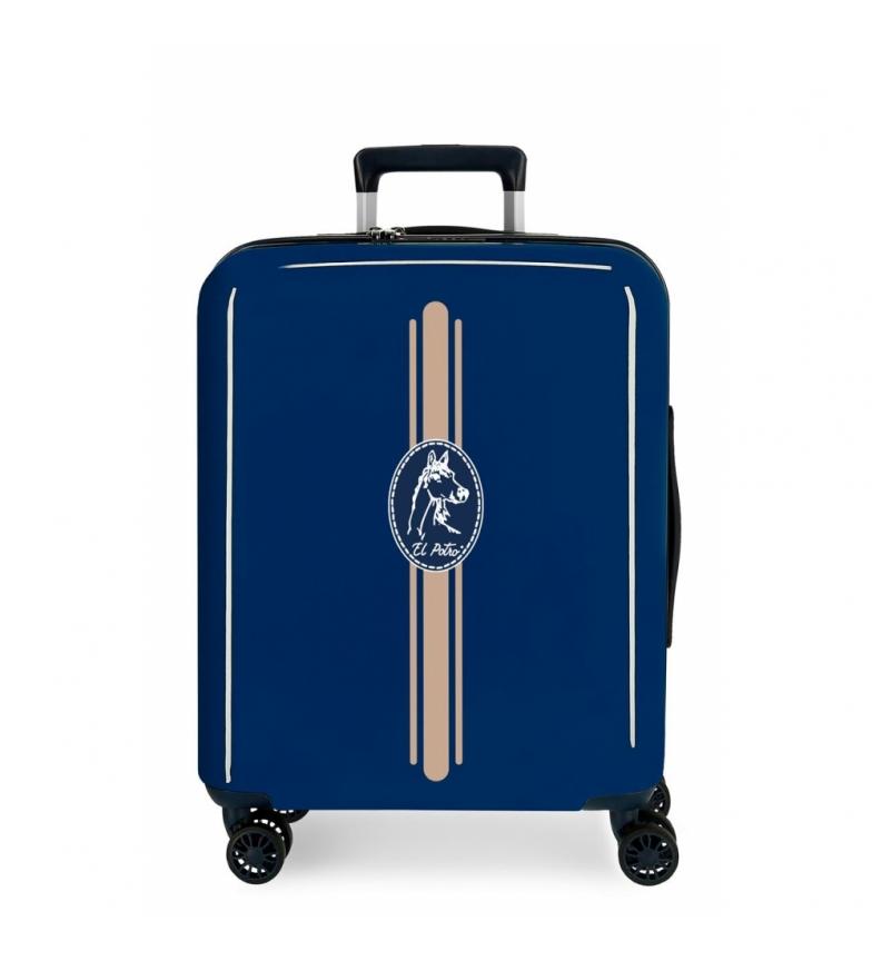 Comprar El Potro Cabin case El Potro Galan rigid Frisian blue -55x40x20cm