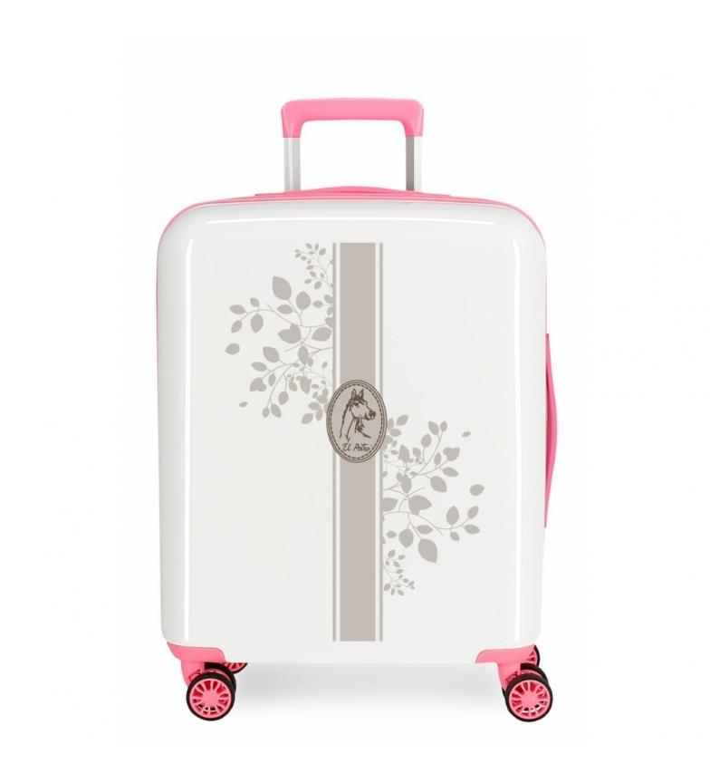 Comprar El Potro Cabin case El Potro Galan rigid Vanner pink -55x40x20cm