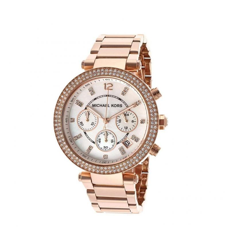 Comprar Michael Kors Pink gold watch MK5491