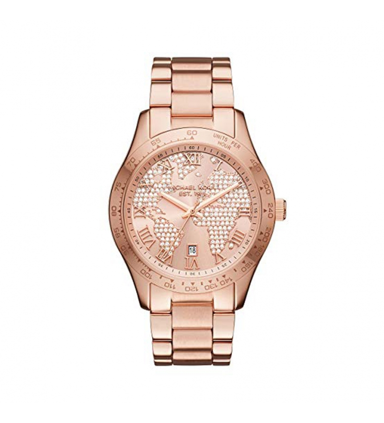 Comprar Michael Kors Relógio de ouro rosa MK6376