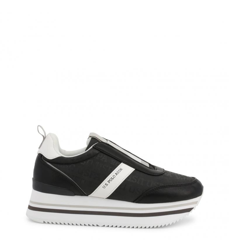 Comprar U.S. Polo Assn. Sneakers ATHEN4177W9_Y1 black Platform height: -5.5 cm