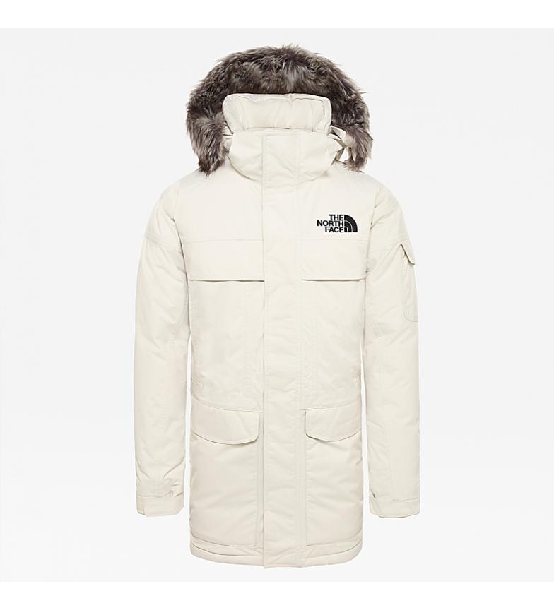 Comprar The North Face Plumón Mc Murdo blanco / DryVent