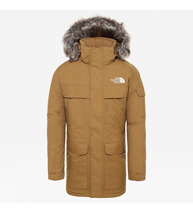 Comprar The North Face Plumón Mc Murdo caqui / DryVent