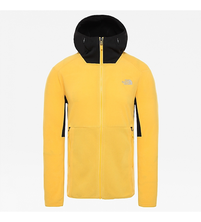Comprar The North Face Kabru sweatshirt yellow