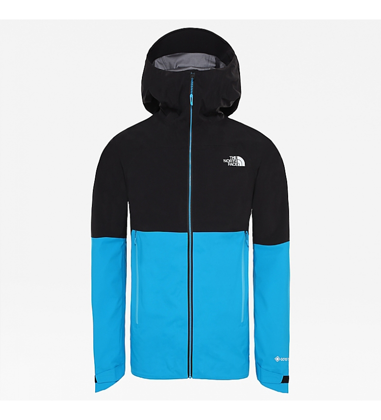 Comprar The North Face Shell jacket Impendor black, blue / GoreTex