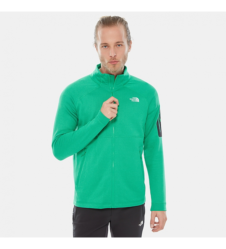 Comprar The North Face Impendor Powerdry jacket green / Polartec Power Dry