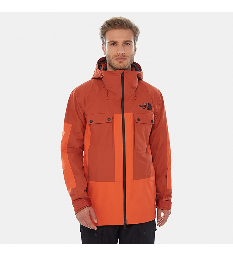 Comprar The North Face Balfron jacket orange / 930g