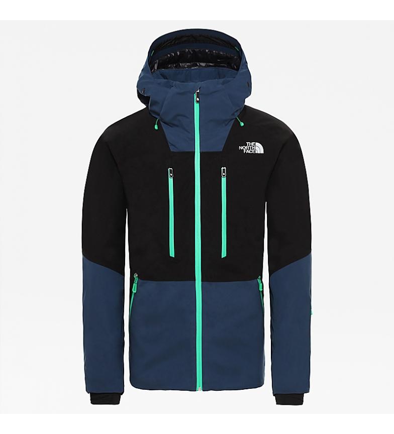 Comprar The North Face Giacca anonima nera, blu / Gore-tex / 1100g